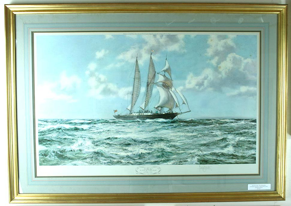 Signed-Print-Montague-Dawson-In-Full-Sail