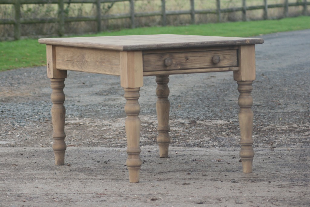 Hand Made Farmhouse Pine Tables from stock or to order